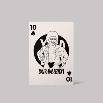 David Hasselhoff Poster