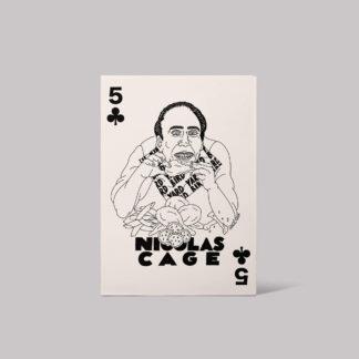 Nicholas Cage Poster